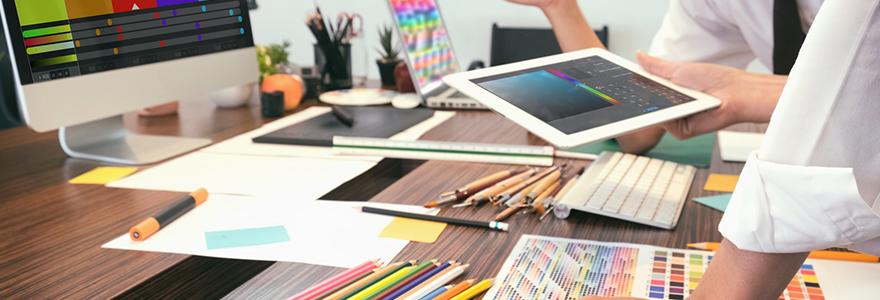 graphisme et du design