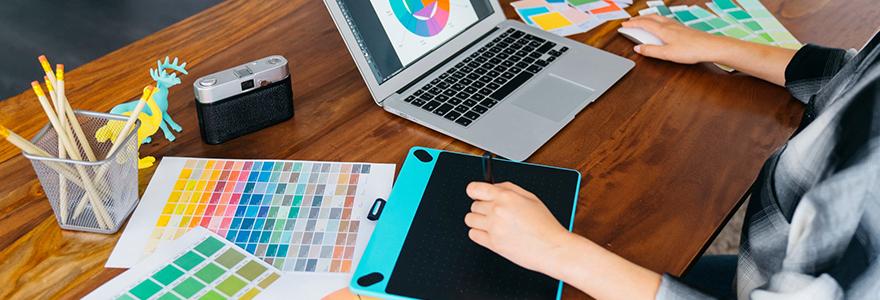 metiers de graphisme et de design