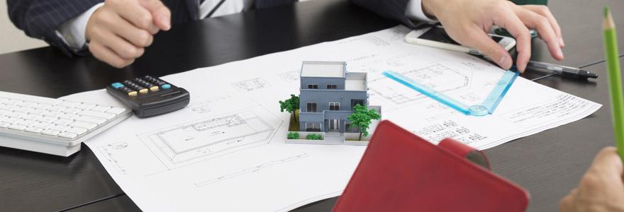 maquettes pour l'immobilier