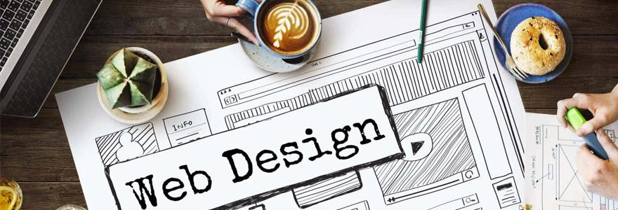 Métiers du design web